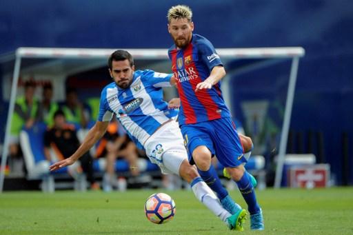 TOP 2: Lionel Messi 81,4 millones de dólares.