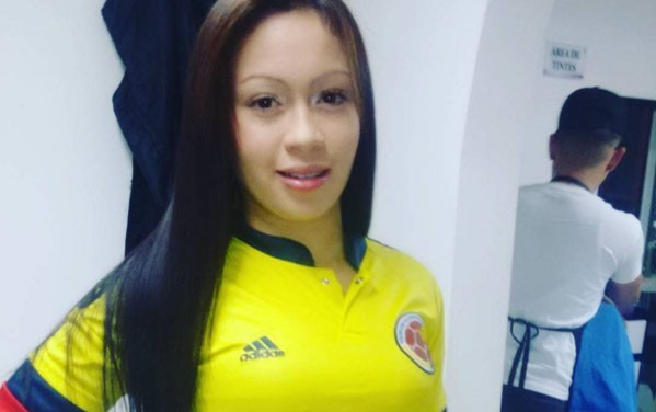 Famosa desnuda colombia iphone pics 12