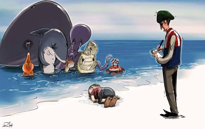 Niño en la playa 4