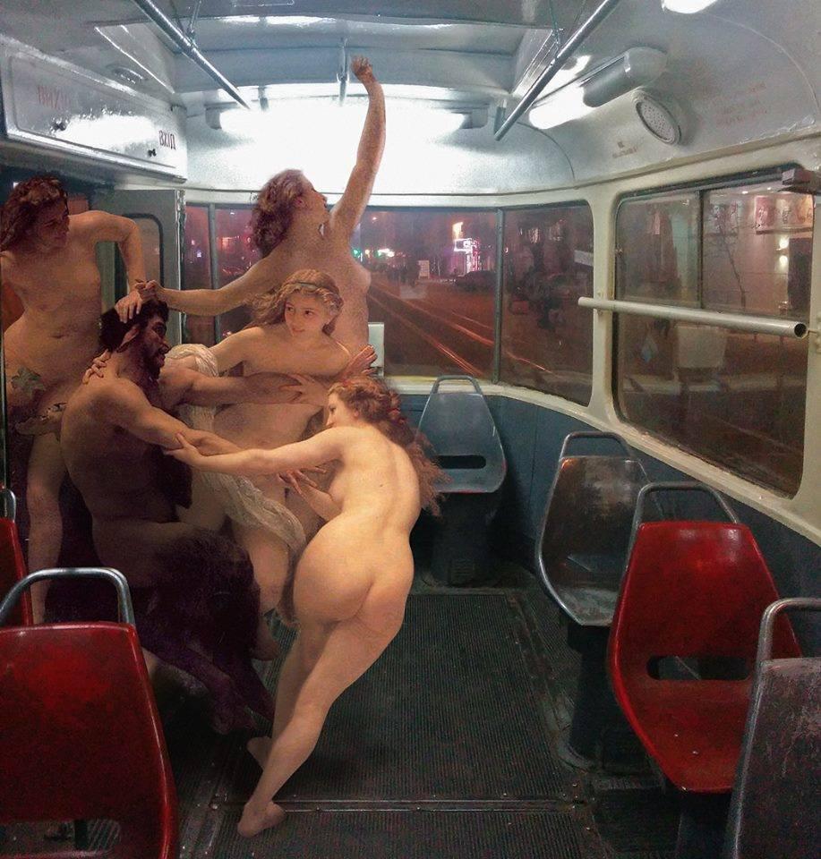 Renacimiento en metro de kiev 6